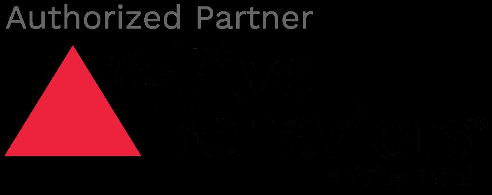 Authorized Partner Five Behaviors
