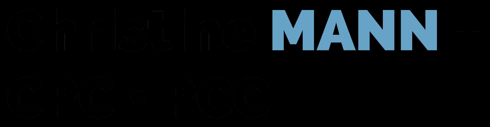 MANN Consulting Christine Mann CPC PCC
