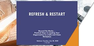 Refresh & Restart Webinar