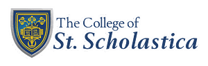 MANN Consulting College of St. Scholastica Logo